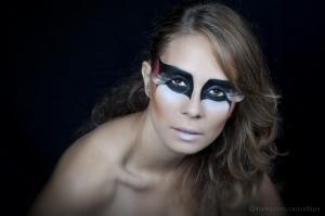 Retratos/o beijo da mulher aranha