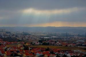 Paisagem Urbana/Da minha janela...