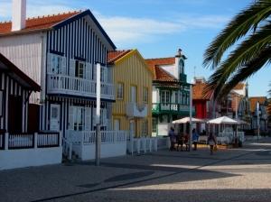 Paisagem Urbana/A caminho de Aveiro...