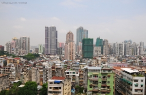 Paisagem Urbana/Our Legacy...........Macau!