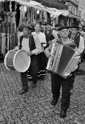 Fotojornalismo/Músicos na feira
