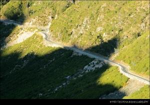 Paisagem Natural/Estrada de montanha