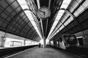 Paisagem Urbana/Tempo