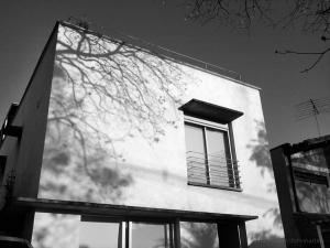 Paisagem Urbana/Casa estilo Bauhaus