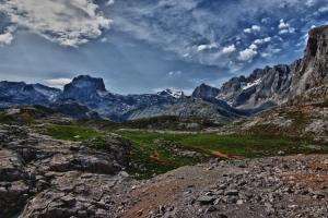 Paisagem Natural/Picos da Europa #1