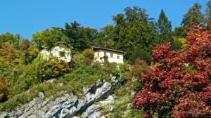 Paisagem Urbana/Casa na montanha