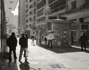 Paisagem Urbana/Luz e contra-luz