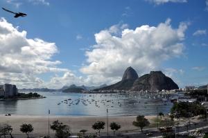 Paisagem Urbana/Enseada de Botafogo