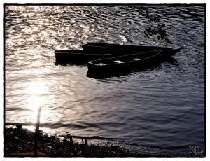 Paisagem Natural/Três canoas