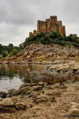 Gentes e Locais/Castelo de Almourol [HDR]