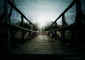 Paisagem Natural/Ponte de Jardim