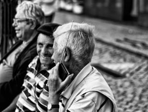 Gentes e Locais/O homem do rádio de pilhas... (V)