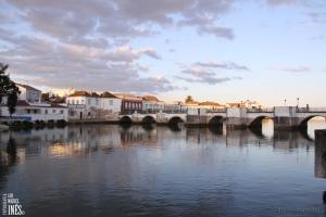 História/Ponte Romana, Tavira.