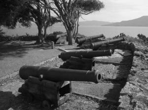 Outros/Canhões Da Fortaleza de São José da Ponta Grossa