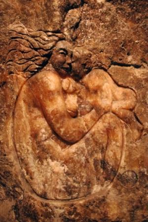 Outros/Escultura em parede de sal Mina Salgema de Loulé