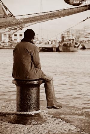 Retratos/Um dia partirei...