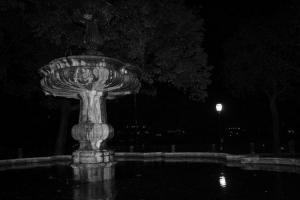 Paisagem Urbana/Reflexos da noite