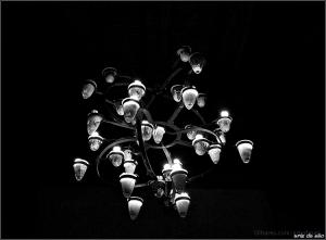 /Iluminando na noite