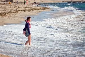Gentes e Locais/O meu amor está no mar