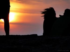 Gentes e Locais/Pensamento voa igual cabelo ao vento