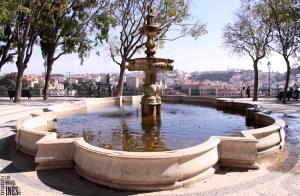 Paisagem Urbana/Fonte São Pedro de Alcântara