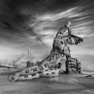 Arte Digital/Estética da abdicação