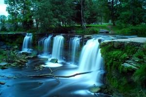 Paisagem Natural/Keila-Joa Waterfall - Estonia