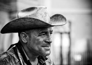 /Cowboy das Ramblas!