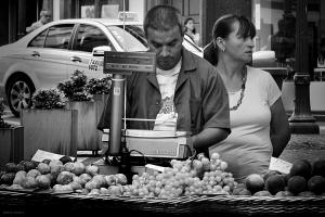 /vendedores de fruta II