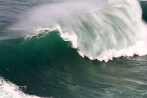 Paisagem Natural/Fúria das águas