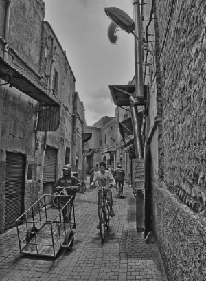 Gentes e Locais/O Menino da Bicicleta