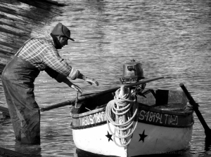 """Gentes e Locais/""""O Velho Pescador"""""""