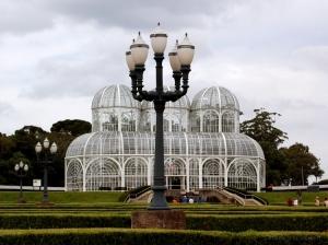 Paisagem Urbana/Jardim botânico