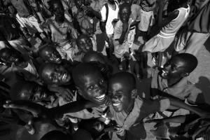 /Crianças do Ghana