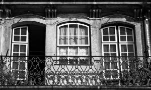 /Uma varanda tipica