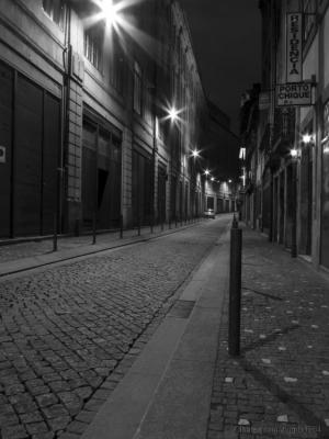 Gentes e Locais/Rua deserta...