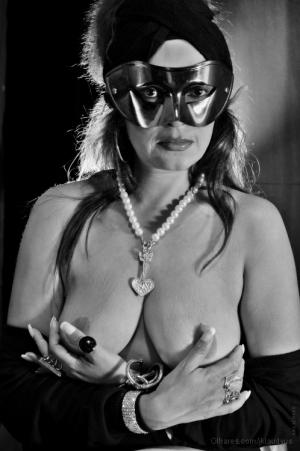 Retratos/Mascarada sexy