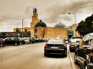 Paisagem Urbana/Mesquita Central de Lisboa