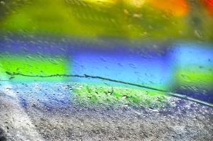 Abstrato/Faço pinturas no céu