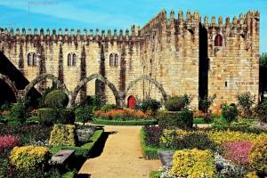 Paisagem Natural/Jardim de Santa Bárbara (Braga)