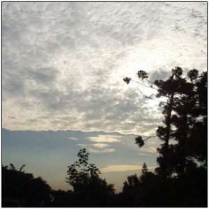 /um céu de tapioca