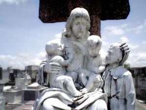 /Escultura em marmore de 1880