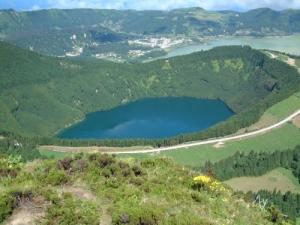 /Lagoa de Santiago (S.Miguel-Açores)