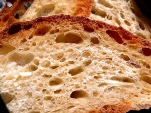 /Fatias de pão