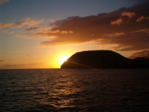 /Mar Morro Nuvens Sol