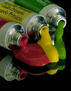 /As nossas cores...