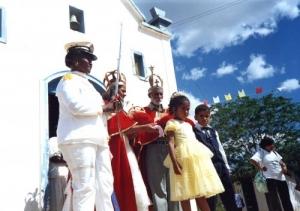 /Congado em Campo Alegre ano 2002
