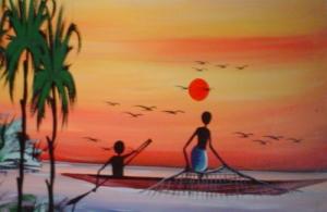 /Lembranças de Cabo Verde