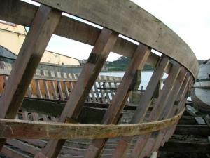 /Construção de barco!!!!