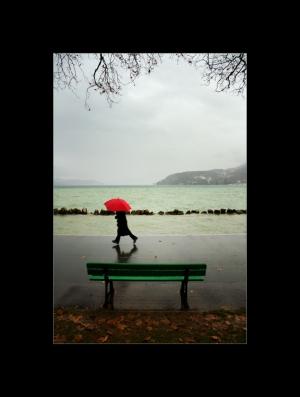 /Color the rain...